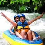 Bali Tubing adventure - adi ubud tour - best price offer