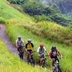 Balinese village cycling tour and sightseeing-cycling tour package- Adi Ubud tour