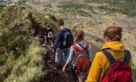 Mount Batur sunrise trekking - bali trekking price - adi ubud tour