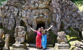 Goa Gajah Temple - adi ubud tour-professional tour guide and speaking English driver-bali tour guide- private bali driver-interesting place in Bali