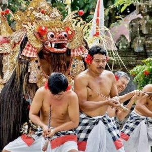 bali tour package - adi ubud tour - barong and keris performance-bali tour package