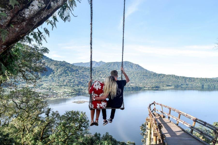 bali package tour - adi ubud tour -Wanagiri hidden hills, Swing and photoshoot